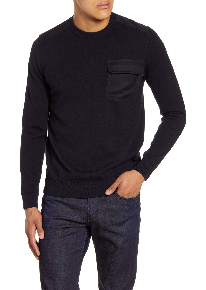 Ted Baker London Saysay Pocket Sweater
