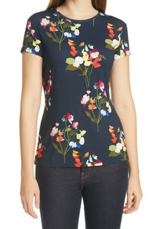 Ted Baker London Sayyna Floral Graphic Tee
