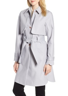 Ted Baker London Scallop Detail Trench Coat