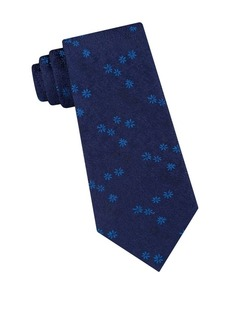 Ted Baker London Scattered Flower Silk Tie