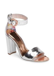 Ted Baker London Secoa Ankle Strap Sandal (Women)