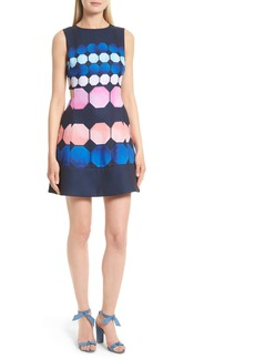 Ted Baker London Seeliah Marina Mosaic Cutout Dress