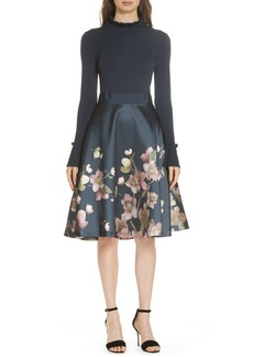 Ted Baker London Seema Arboretum Dress