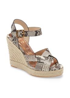 Ted Baker London Selanae Wedge Sandal (Women)