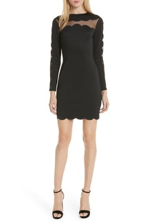 Ted Baker London Serenity Joyous Body-Con Dress