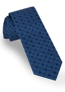 Ted Baker London Shadow Circle Silk Tie