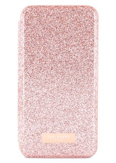 Ted Baker London Shannon iPhone X/Xs Folio Case