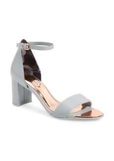 Ted Baker London Shea Ankle Strap Sandal (Women)