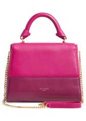 Ted Baker London Shirley Leather Crossbody Bag