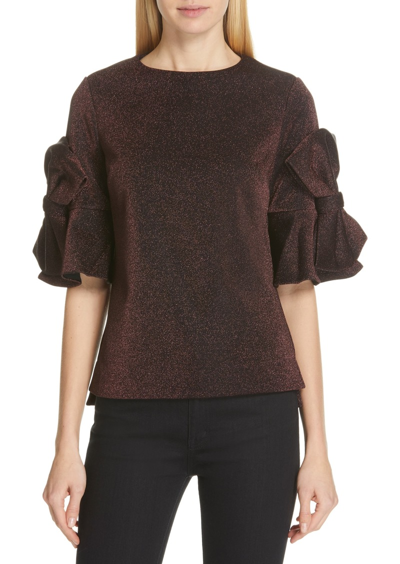 3ee4adb5c0 Ted Baker Ted Baker London Sianeo Sparkle Bow Top