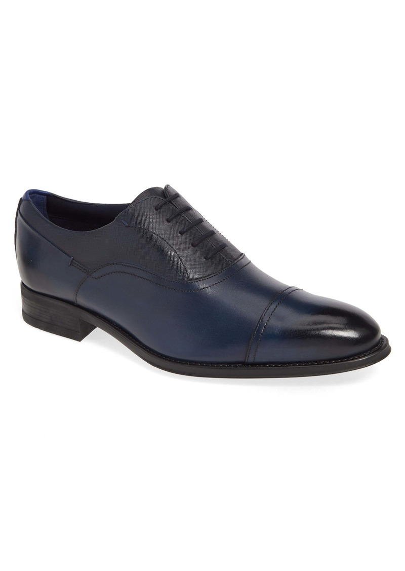 Ted Baker London Sibits Cap Toe Oxford (Men)