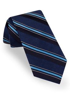 Ted Baker London Sidewheeler Stripe Silk Tie