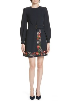 Ted Baker London Silia Kirstenbosch Embroidered Dress