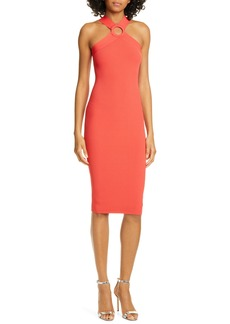 Ted Baker London Sionna Ribbed Body-Con Sweater Dress