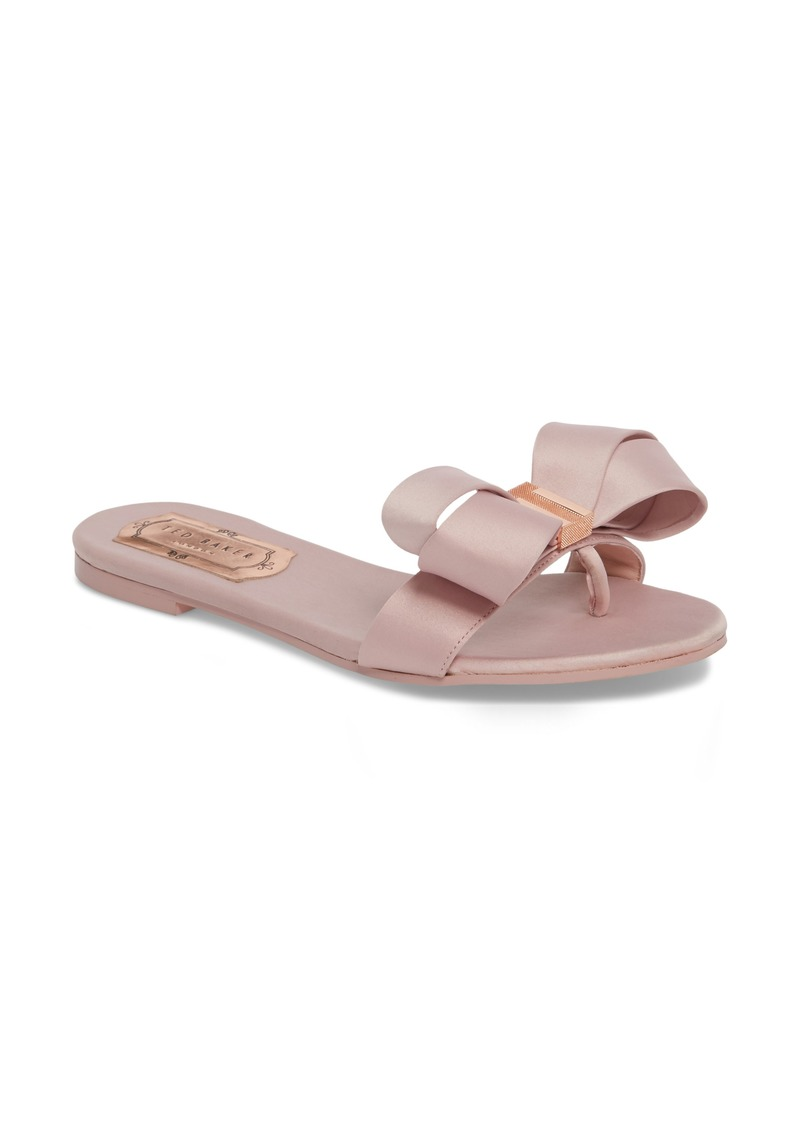 8b84698bed4e On Sale today! Ted Baker Ted Baker London Slide Sandal (Women)