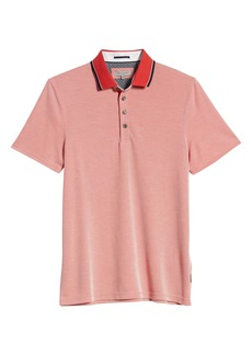 Ted Baker London Slim Fit Soft Touch Tipped Polo