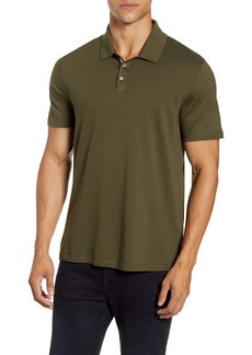 Ted Baker London Slim Fit Texture Block Polo