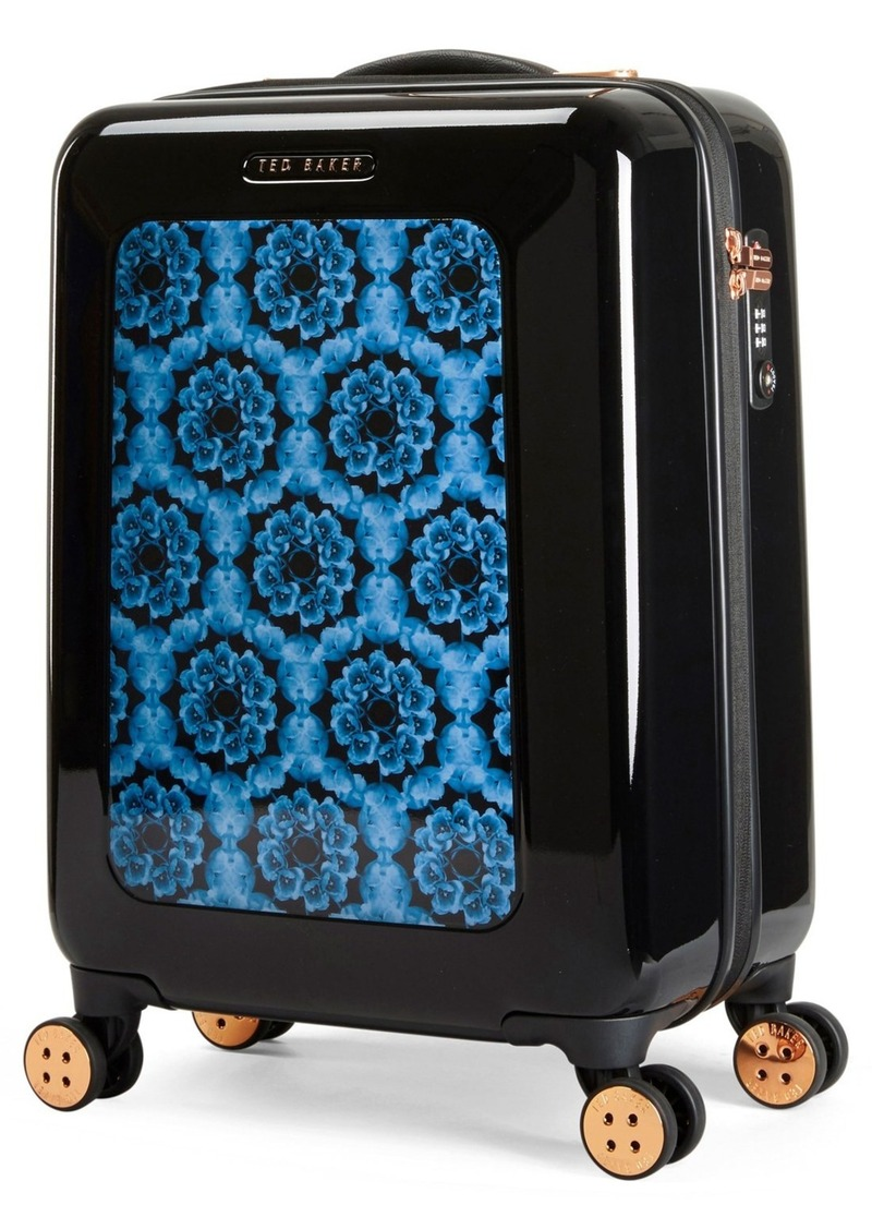 d26692ecfa7262 Ted Baker London Small 22-Inch Blue Beauty Suitcase (Nordstrom Exclusive)