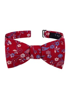 Ted Baker London Small Flower Silk Bow Tie