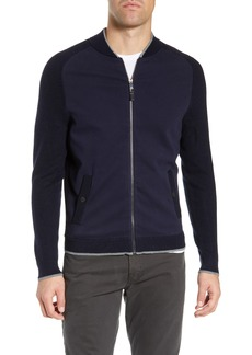 Ted Baker London Smug Slim Fit Crewneck Sweater