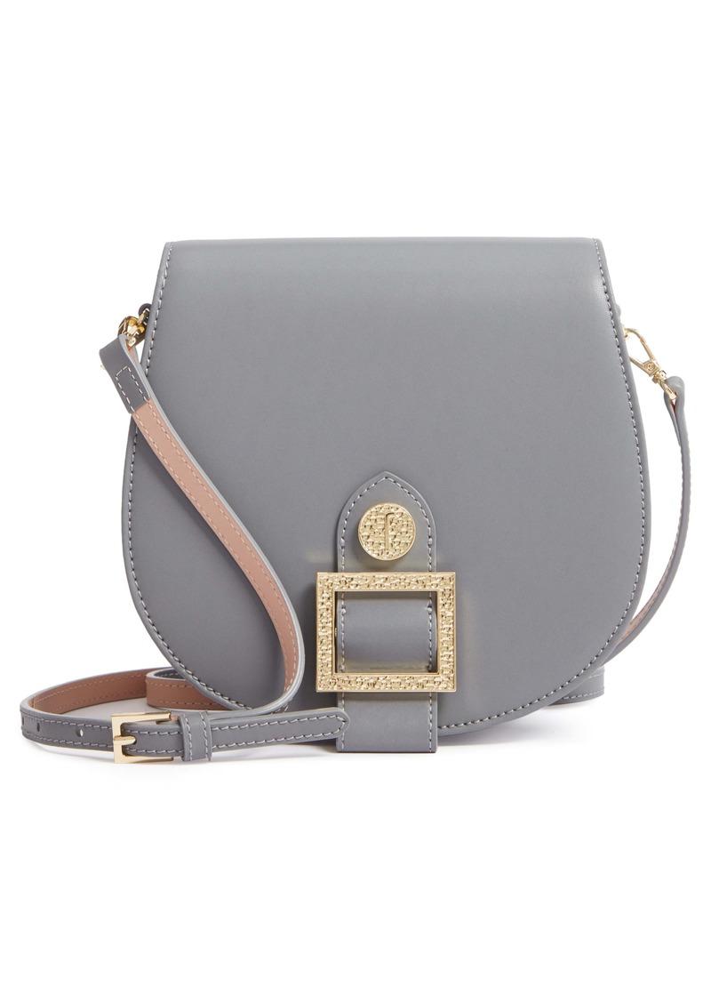 Ted Baker London Sonja Textured Buckle Crossbody Bag