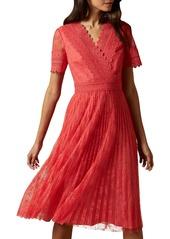 Ted Baker London Sonyyia Faux Wrap Dress