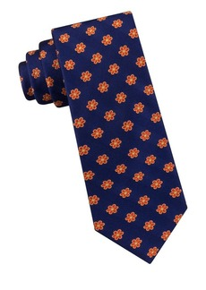 Ted Baker London Spaced Flower Silk Tie