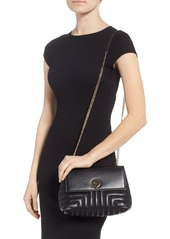 300150d5e70 Ted Baker London Ssusiee Circle Lock Quilted Leather Crossbody Bag ...