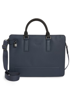 Ted Baker London Stark Leather Briefcase