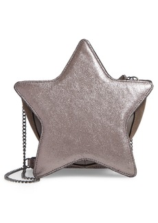 Ted Baker London Starry Metallic Leather Star Bag