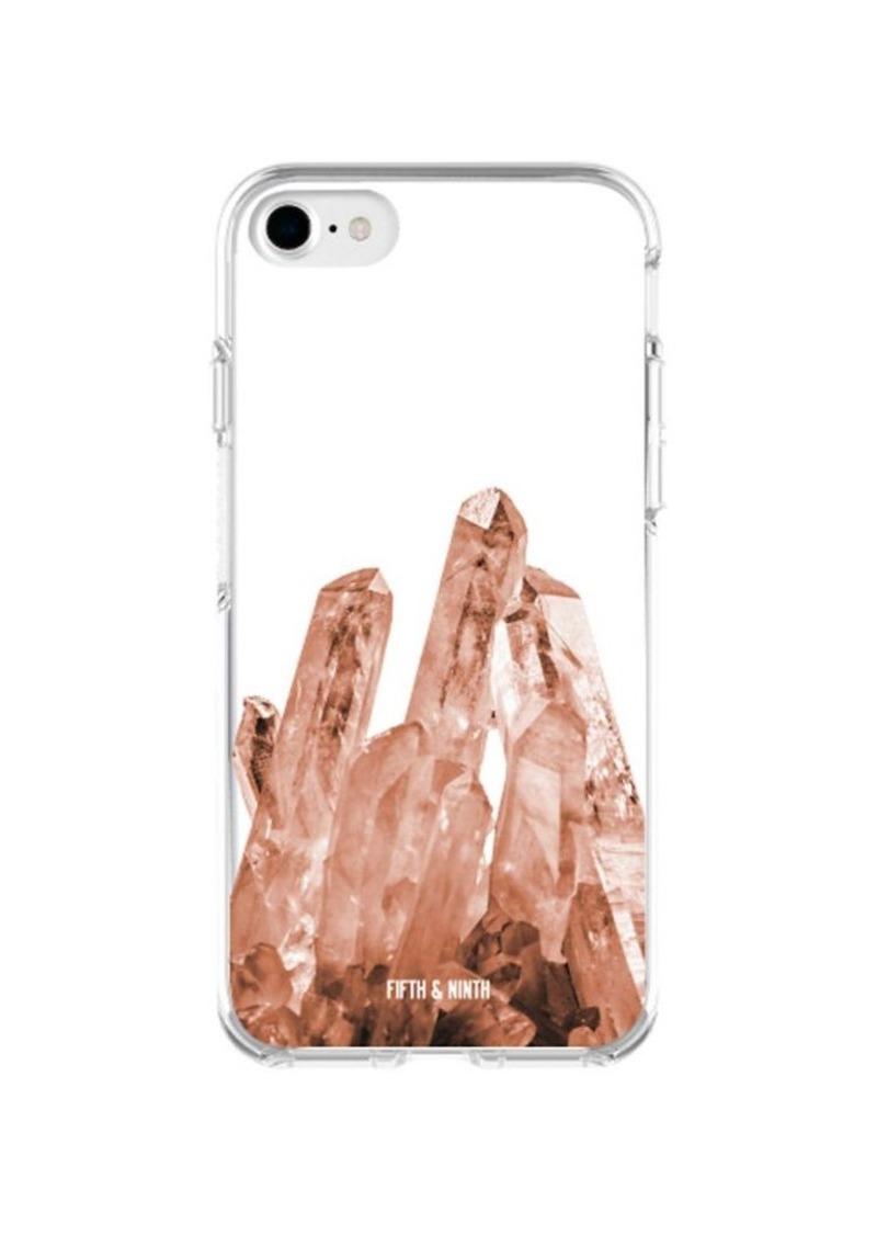 rose quartz iphone 8 case
