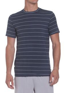 Ted Baker London Stripe Crewneck T-Shirt
