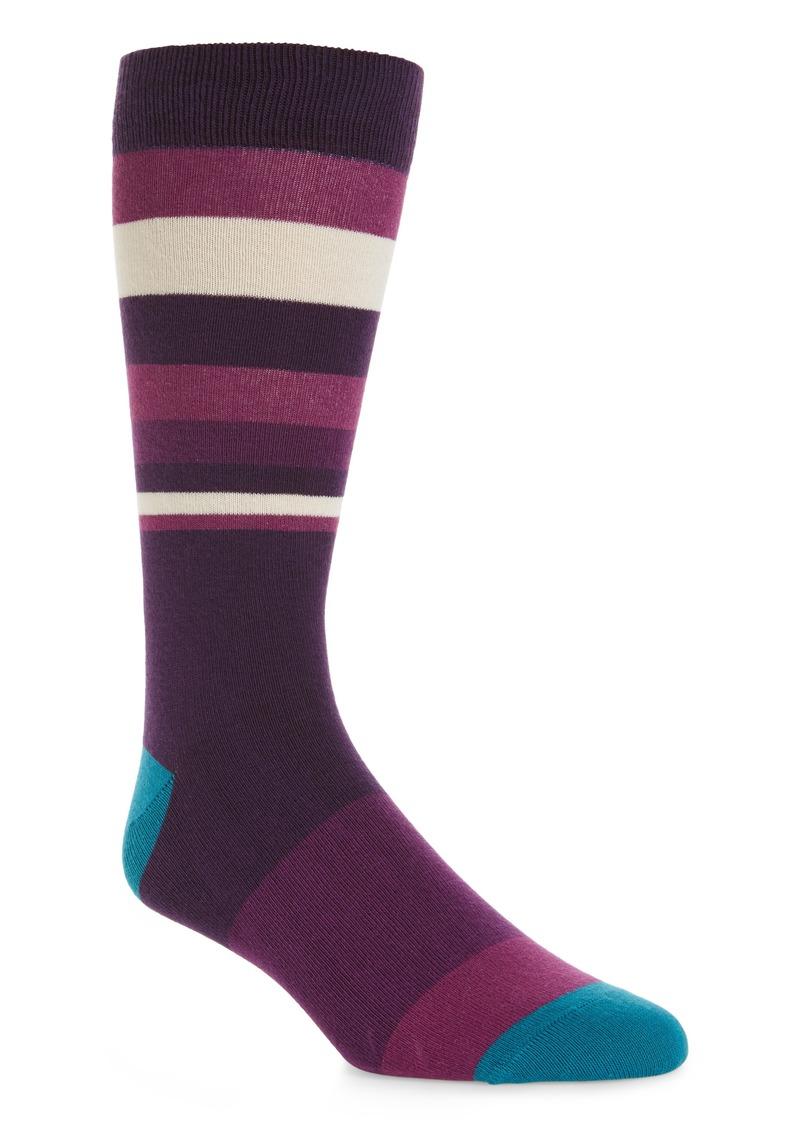 2e34efdf2 Ted Baker Ted Baker London Striped Socks