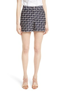 Ted Baker London Sunsett High Waist Shorts