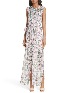 Ted Baker London Susien Jungle Print Maxi Dress