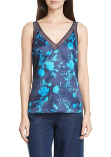Ted Baker London Suzy Bluebell Printed Camisole