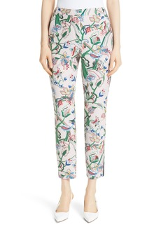 Ted Baker London Tachi Jungle Print Trousers