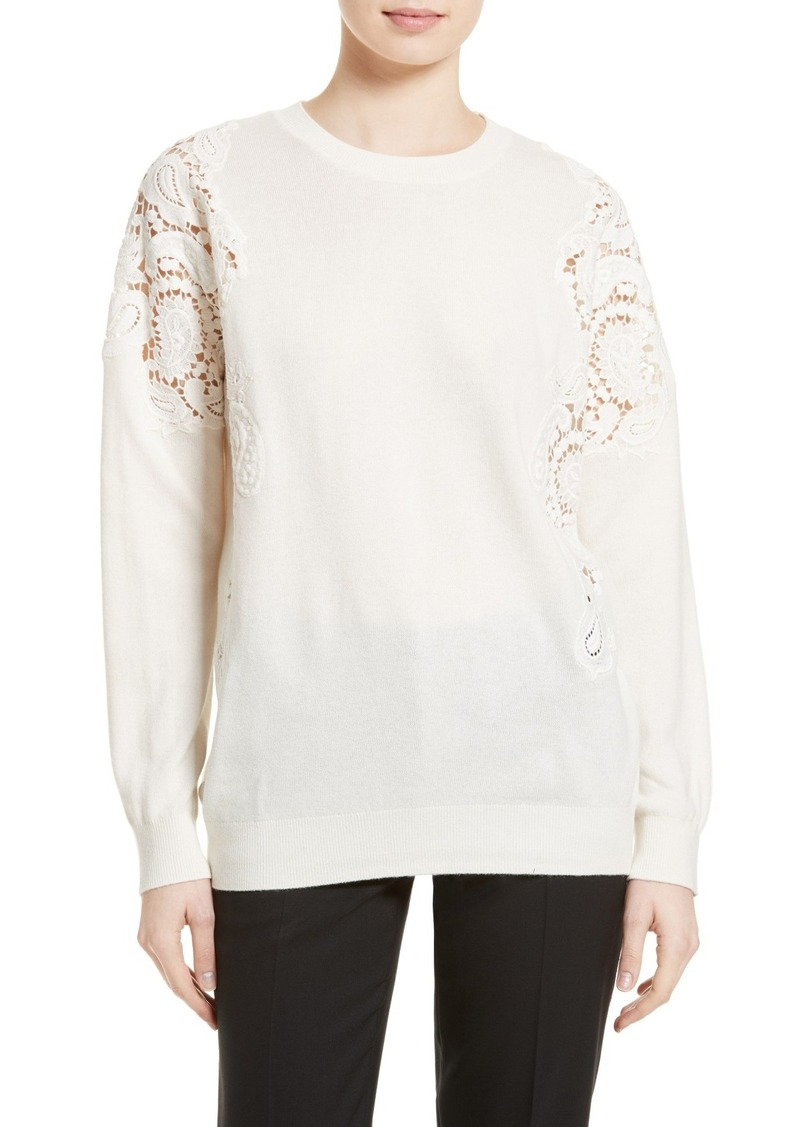 0ddcf63b4e On Sale today! Ted Baker Ted Baker London Tae Lace Pullover