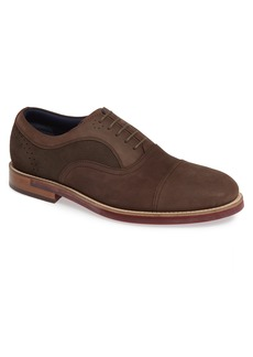 Ted Baker London Taeter Cap Toe Derby (Men)