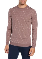 Ted Baker London Talkoo Trim Fit Crewneck Sweater