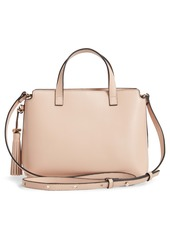 Ted Baker London Tassel Leather Top Handle Bag