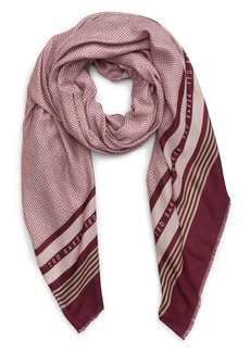 Ted Baker London Ted Monogram Scarf