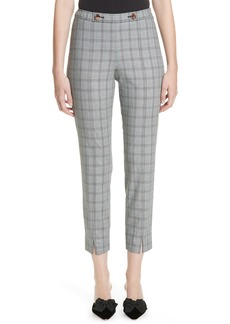 Ted Baker London Ted Working Title Ristat Check Plaid Trousers