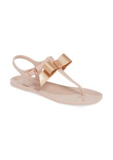 Ted Baker London Teiya T-Strap Bow Sandal (Women)