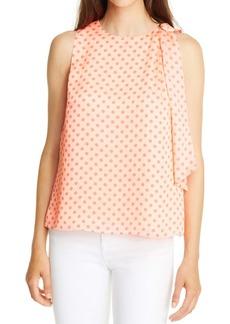 Ted Baker London Teresa Polka Dot Top