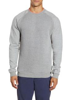 Ted Baker London Texture Block Raglan Sweatshirt