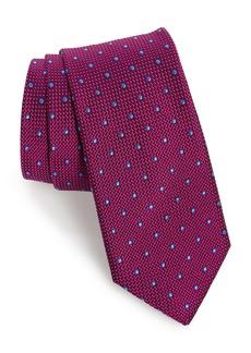 Ted Baker London Textured Dot Silk Tie