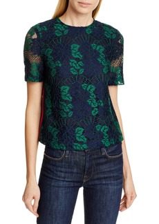Ted Baker London Thallia Lace Top