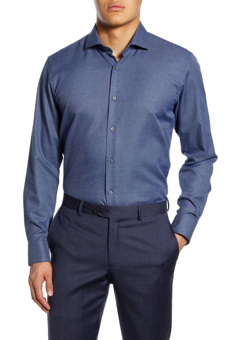 Ted Baker London Thisisme Trim Fit Dress Shirt