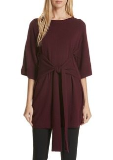 Ted Baker London Tie Front Knit Tunic